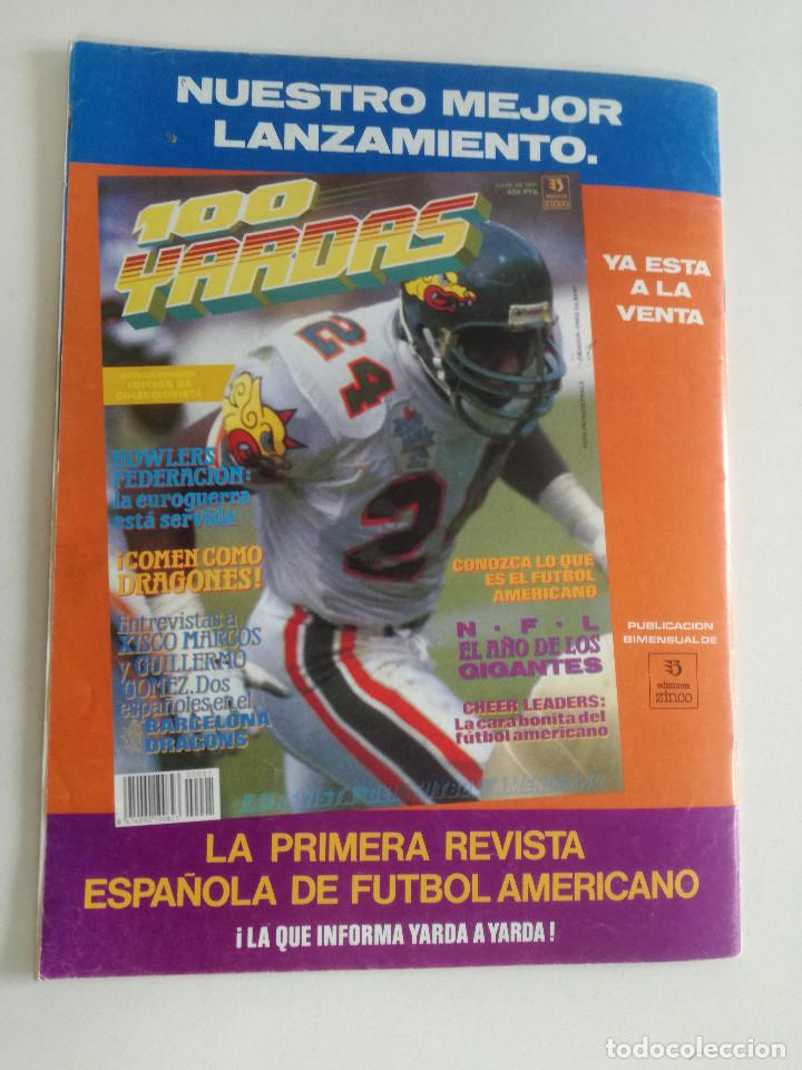 Cine: FANGORIA Nº 4 - ED. ZINCO 1991 // SITGES 91 CINE GORE FANTASTICO TERROR SERIE B SLASHER AÑOS 70 - Foto 17 - 198414156