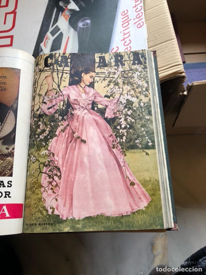 Cine: Lote de revistas camara, encuadernadas - Foto 5 - 198530458