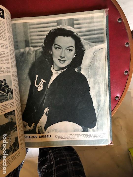 Cine: Lote de revistas camara, encuadernadas - Foto 10 - 198530458