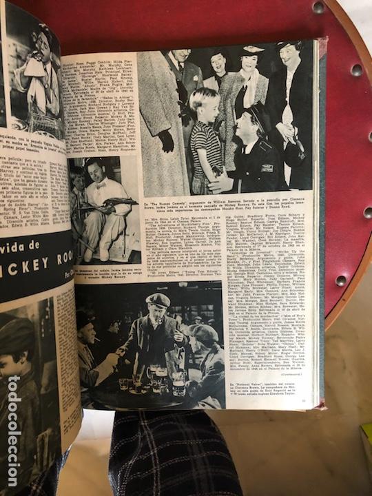 Cine: Lote de revistas camara, encuadernadas - Foto 11 - 198530458