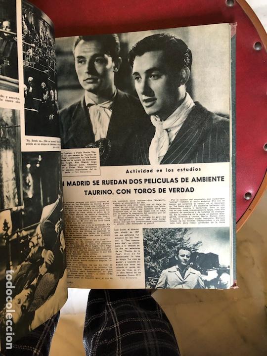Cine: Lote de revistas camara, encuadernadas - Foto 13 - 198530458
