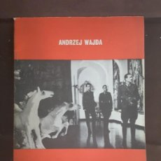 Cine: ANDRZEJ WAJDA POLISH CINEMA A BFI EDUCATION DEPARTMENT DOSSIER EDITED BY COLÍN MCARTHUR 1970. Lote 198885276