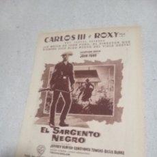 Cine: RECORTE PERIÓDICO PUBLICIDAD AÑOS 60. Lote 198941023