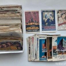 Cine: GRAN COLECCION MAS DE 1000 FOLLETOS DE MANO PELICULAS CINE GENEROS VARIOS COPIAS REPRODUCCION. Lote 198944228