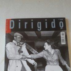 Cine: DIRIGIDO POR N° 378. Lote 199107151