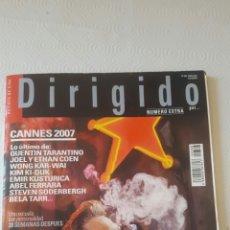 Cine: DIRIGIDO POR N° 368. Lote 199109565