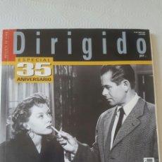 Cine: DIRIGIDO POR N° 367. Lote 199110303