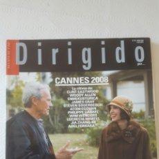 Cine: DIRIGIDO POR N° 379 EASTWOOD JOHN FORD. Lote 199110633