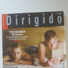 Cine: DIRIGIDO POR N° 386. Lote 199112405