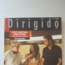 Cine: DIRIGIDO POR N° 381. Lote 199112502