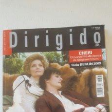 Cine: DIRIGIDO POR N° 387. Lote 199116903