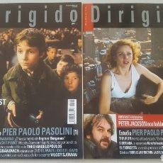 Cine: DIRIGIDO POR N° 350 Y 351. Lote 199117078
