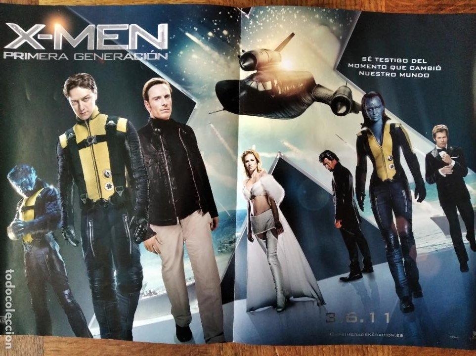Cine: CINEMANIA Nº 189 DE 2011- X-MEN, RED LIGHTS, RESACON, CHARLOTTE GAINSBOURG, SAOIRSE RONAN, FALLING S - Foto 2 - 199350507
