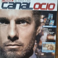 Cine: CANAL OCIO Nº 45 DE 2005- COLLATERAL- MARIA ESTEVE- SERIE B -VIDEOJUEGOS: GRAN TURISMO 4- KOF.... Lote 199460013