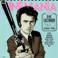 Cine: CINEMANIA N. 282 MARZO 2019 - EN PORTADA: ESPECIAL CLINT EASTWOOD (NUEVA). Lote 199490012