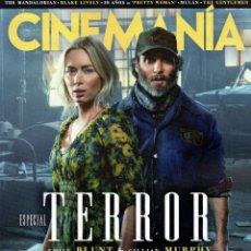 Cine: CINEMANIA N. 294 MARZO 2020 - EN PORTADA: UN LUGAR TRANQUILO 2 (NUEVA). Lote 199490140
