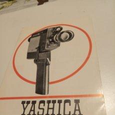 Cine: YASHICA SERIE CINE 8 MILÍMETROS. Lote 199526333