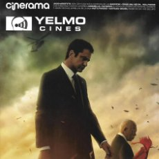 Cine: REVISTA CINERAMA YELMO CINES Nº 284 OBJETIVO: WASHINGTON D.C. // DISPONIBLE:3. Lote 199672271