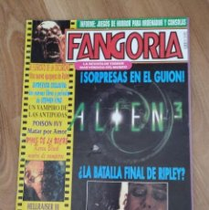 Cine: FANGORIA. LA REVISTA DE TERROR MAS VENDIDA DEL MUNDO. NUMERO 10. . Lote 199806303
