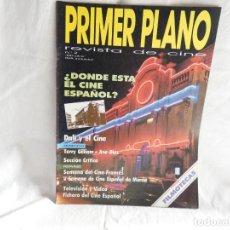 Cine: PRIMER PLANO Nº 2 - REVISTA DE CINE 1988 - DALÍ, GILLIAM, FILMOTECAS. Lote 199863542