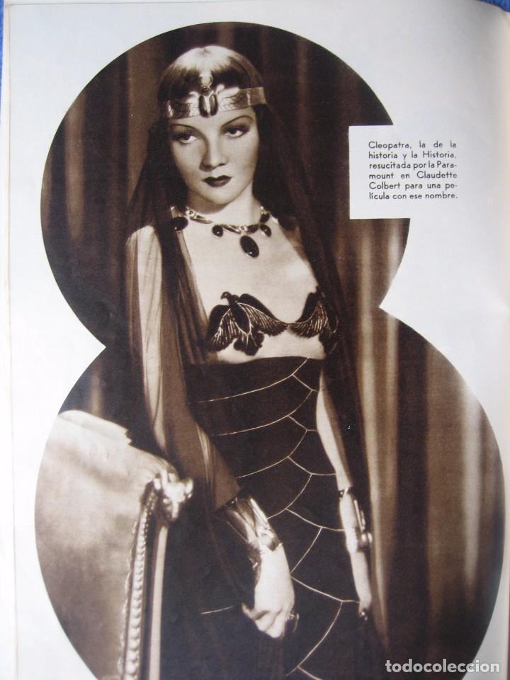 Cine: Cine Mundial. Septiembre 1934. Ruby Keeler. Dolores del Río. - Foto 4 - 200258988
