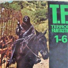 Cine: TOMO TERROR FANTASTIC 1-6. Lote 200287038