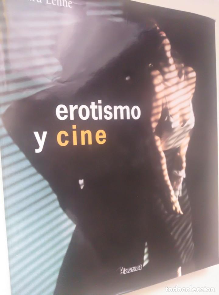 LIBRO EROTISMO Y CINE - LENNE, GÉRARD (Cine - Revistas - Otros)