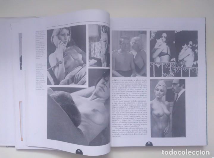 Cine: libro EROTISMO Y CINE - LENNE, Gérard - Foto 3 - 200729813