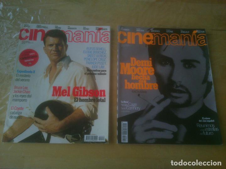 DOS CINEMANIA (Cine - Revistas - Cinemanía)