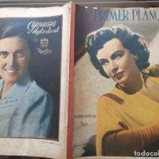 Cine: REVISTA PRIMER PLANO NÚMERO ESPECIAL ABRIL 1946, EL. Lote 201227583