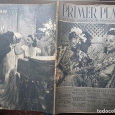 Cine: REVISTA PRIMER PLANO NÚMERO 99 SEPTIEMBRE 1942. Lote 201234886