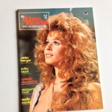 Cine: LE DIVE NUDE N.7 SENTA BERGER ERICA BLANK MARGARET ROSE EDIZIONI WILLIAMS 1973. Lote 201375868