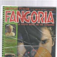 Cine: FANGORIA 1 DVD FANGORIA DE REGALO. Lote 201978168