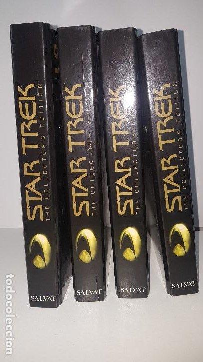 STAR TREK. LA NUEVA GENERACION. THE COLLECTOR'S EDITION. 73 FASCICULOS. SALVAT (Cine - Revistas - Star Ficcion)
