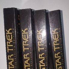 Cine: STAR TREK. LA NUEVA GENERACION. THE COLLECTOR'S EDITION. 73 FASCICULOS. SALVAT. Lote 202700977