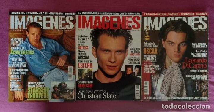 Cine: REVISTA IMÁGENES DE ACTUALIDAD LOTE Nº 158, 161 AL 164 (1997) Y 167 AL 169 (1998) - Foto 2 - 202851286