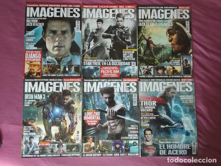 REVISTA IMÁGENES DE ACTUALIDAD LOTE Nº 331 AL 341 (2013 COMPLETO) (Cine - Revistas - Imágenes de la actualidad)