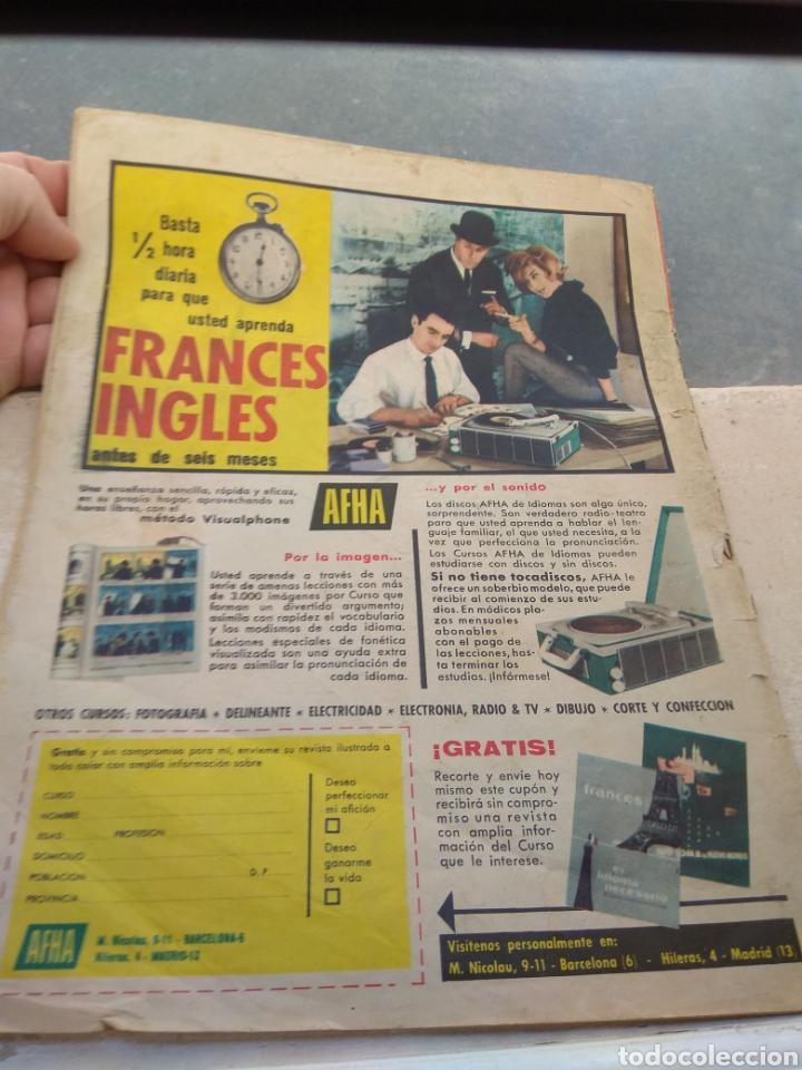 Cine: Portada Revista Ondas con fotografía de Carrol Baker - año 1965 - Sólo Portada - - Foto 3 - 202914943