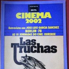 Cine: CINEMA 2002 NÚMERO 39 - REVISTAS DE ESTA COLECCIÓN CON 40% POR TIEMPO ILIMITADO. Lote 202938193