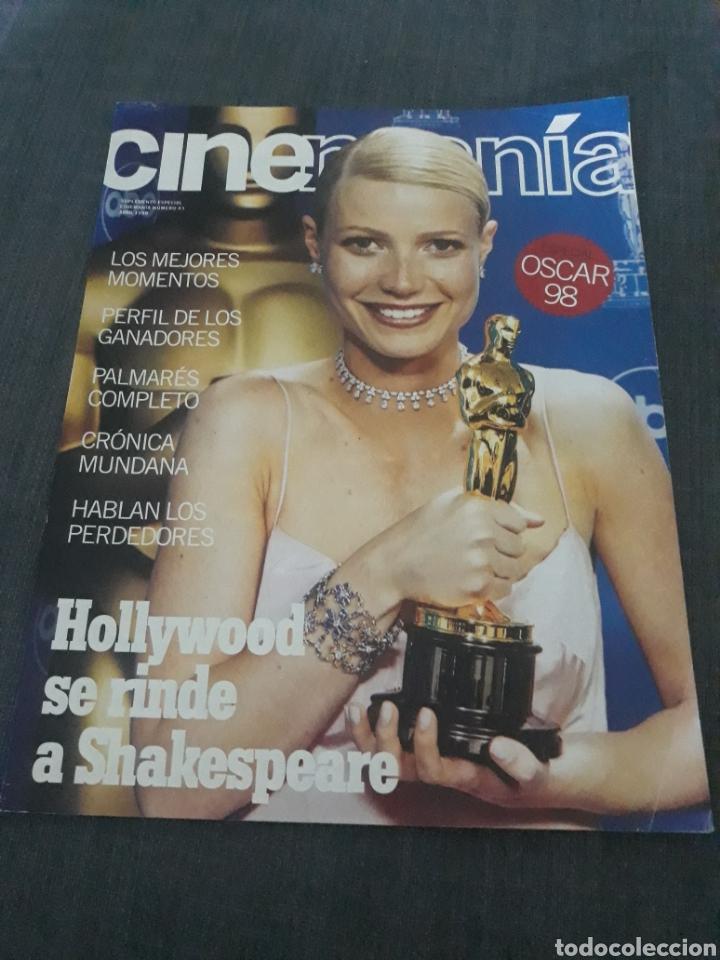 REVISTA CINEMANIA N° 43 . ESPECIAL OSCAR 98 . (Cine - Revistas - Cinemanía)