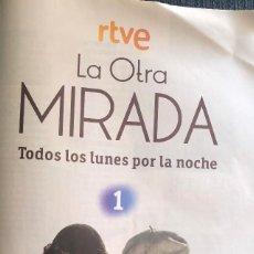 Cine: PUBLICIDAD DE LA SERIE DE TVE 'LA OTRA MIRADA'. PÁGINA DE REVISTA. AÑO 2019.. Lote 203231853