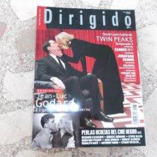 Cinema: DIRIGIDO POR Nº 478,DOSSIER (3) JEAN -LUC GODARD,PERLAS OCULTAS DEL CINE NEGRO (2),TWIN PEAKS TEM-3. Lote 266911379