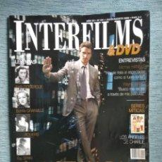 Cine: REVISTA INTERFILMS Nº 231 JULIO / AGOSTO 2008 - PORTADA CHRISTIAN BALE. Lote 203345670