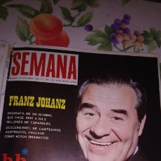 Cinéma: SARA MONTIEL SEMANA 1966. Lote 203434723