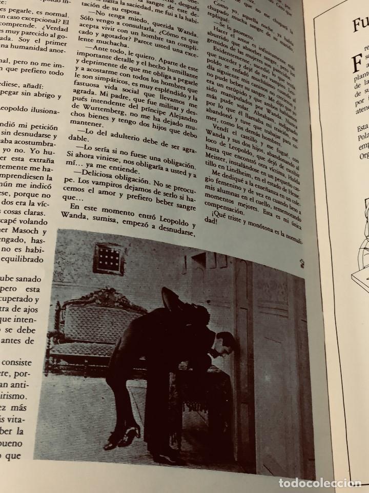 Cine: REVISTA CRITICARTE CIEN AÑOS CON DRACULA 2NDA ETAPA N 5 OCTUBRE 1987 VENEZUELA 30X22CMS - Foto 8 - 203827553