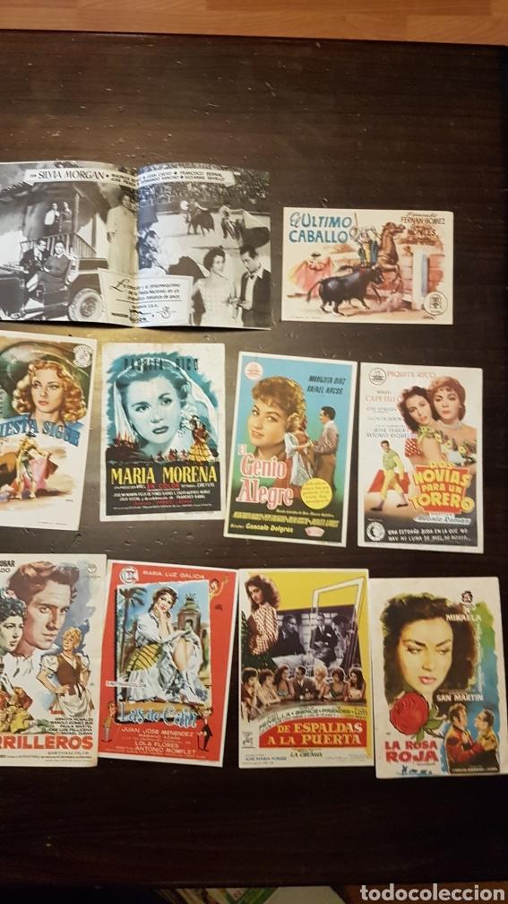 Cine: Programas de mano películas españolas folclóricas - Foto 4 - 203939001