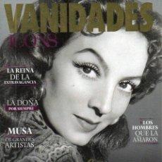 Cine: VANIDADES ICONS MARIA FELIX EN CUERPO Y ALMA. Lote 203945730