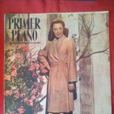 Cine: PRIMER PLANO - Nº 345 - MAYO 1947 - BARBARA STANWYCK, DEBORAH KERR, .... Lote 204009571