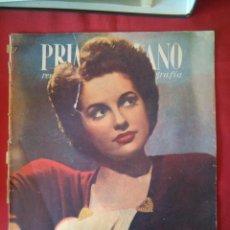 Cine: PRIMER PLANO - Nº 342 - MAYO 1947 - MARIA EUGENIA EN PORTADA, GERALDINE FITZGERALD..... Lote 204011221