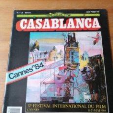 Cine: PAPELES DE CINE. CASABLANCA. N.42. Lote 204120837